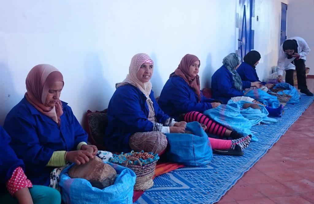 Bauer nebenan, landwirtschaftlicher Direktvertrieb, Frauentag, Weltfrauentag, Frauenrechte, Frauen-Kooperative, Marokko